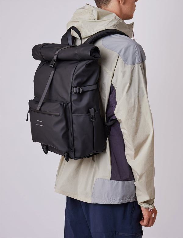 Sandqvist Ruben Backpack - Black