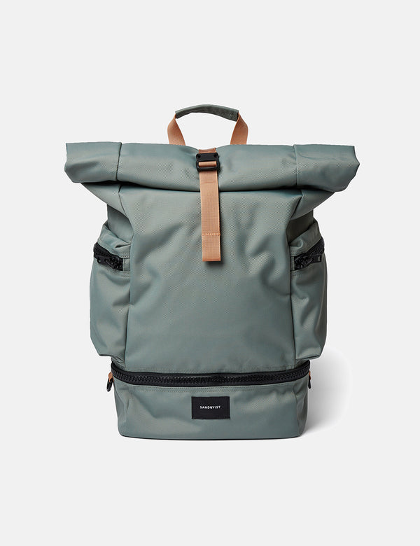 Sandqvist Verner Backpack - Dusty Green