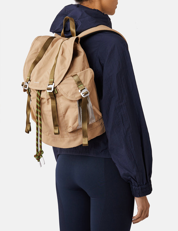 Sandqvist Charlie Backpack (Vegan) - Beige