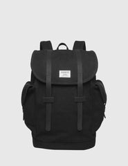 Sandqvist Vidar Backpack (Canvas) - Black