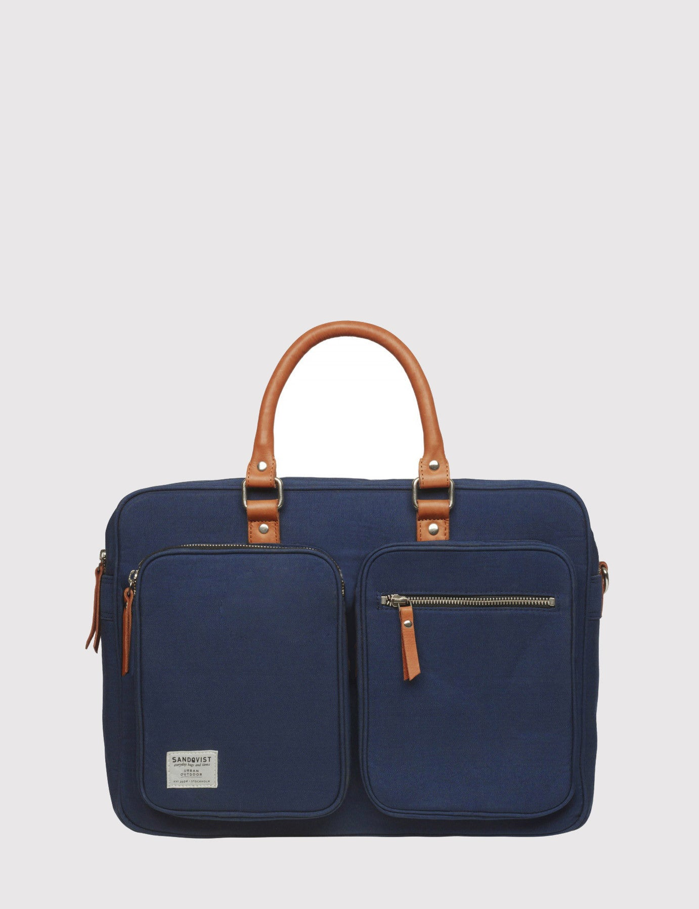 Sandqvist Arne Laptop Bag - Blue