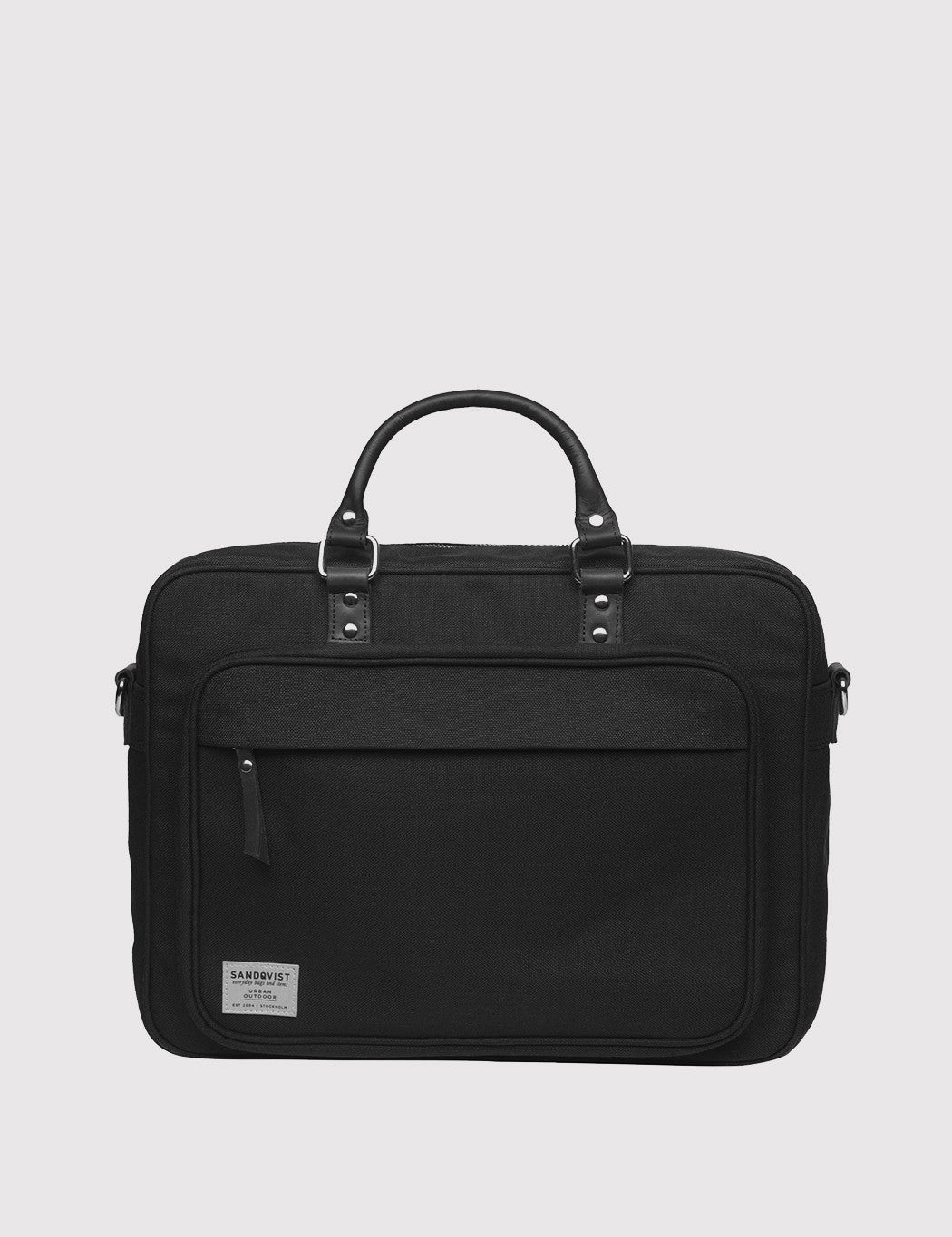 Sandqvist Pontus Laptop Bag - Black