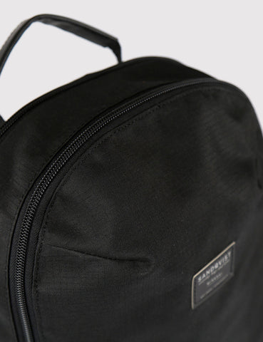 Sandqvist Ariel Backpack (Ripstop) - Black