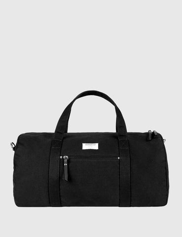 Sandqvist Sonny Gym Bag - Black