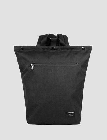 Sandqvist Mio Backpack (Ripstop) - Black