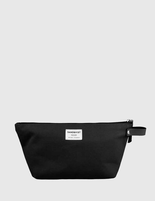 Sandqvist Cleo Wash Bag - Black