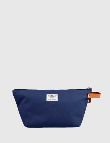 Sandqvist Cleo Wash Bag - Blue