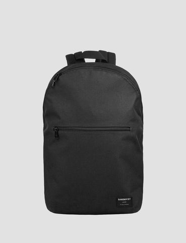 Sandqvist Oliver Backpack (Ripstop) - Black