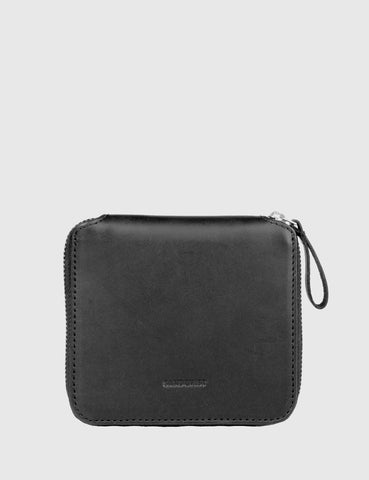 Sandqvist Ika Wallet (Leather) - Black