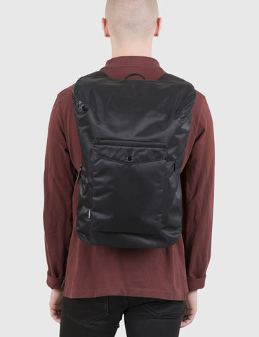 Sandqvist Uno Backpack (Nylon) - Black