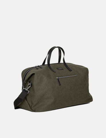 Sandqvist Damien Weekend Bag - Beluga Green
