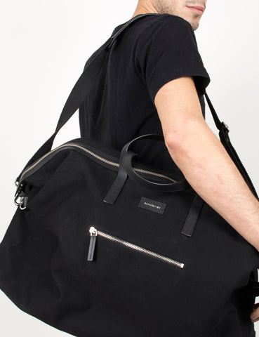 Sandqvist Damien Weekend Bag - Black