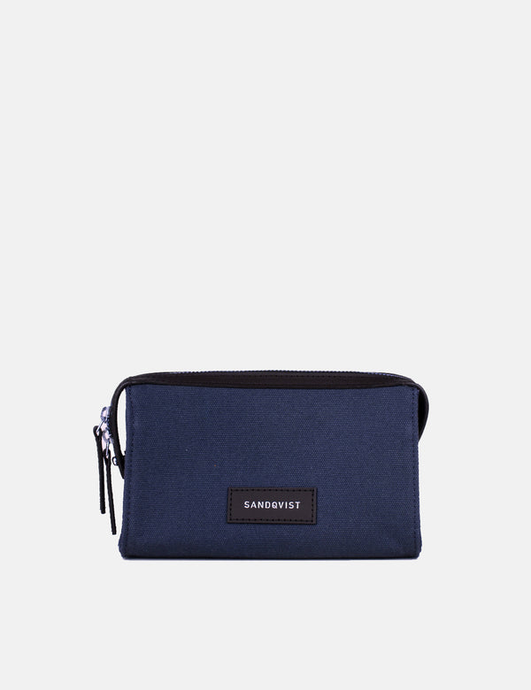 Sandqvist Ina Wash Bag - Blue