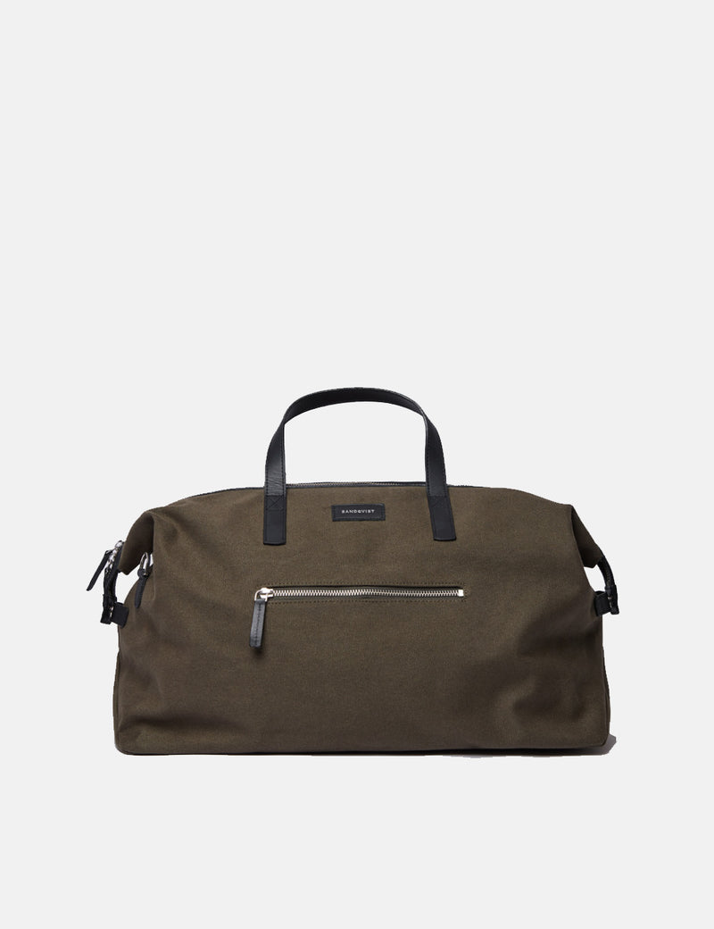 Sac de week-end Sandqvist Holly - Beluga Green