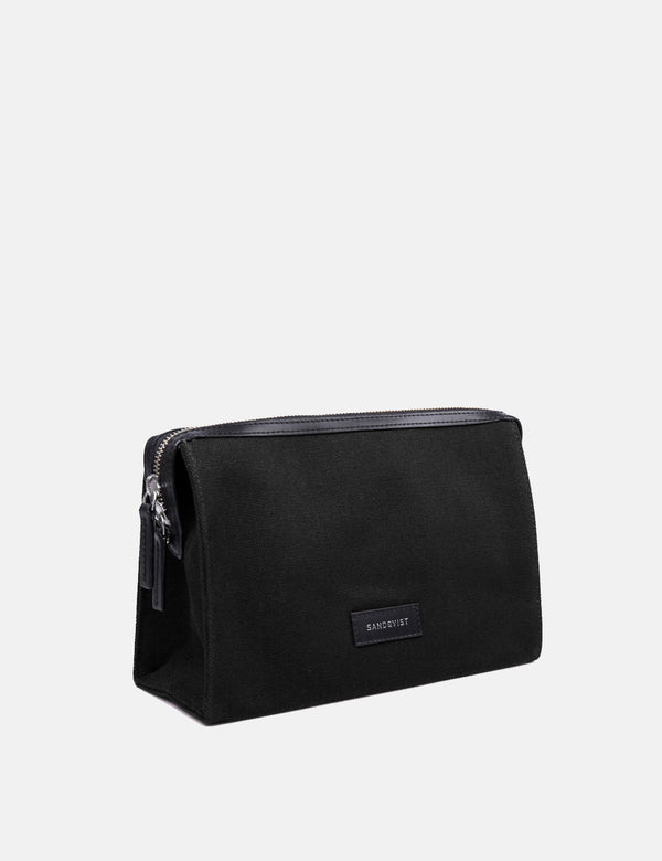 Sandqvist Sana Wash Bag - Black