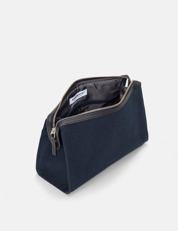 Sandqvist Sana Wash Bag - Blue