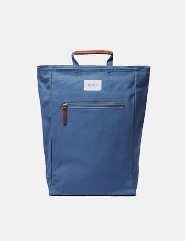 Sandqvist Tony Tote Bag (Canvas) - Dusty Blue