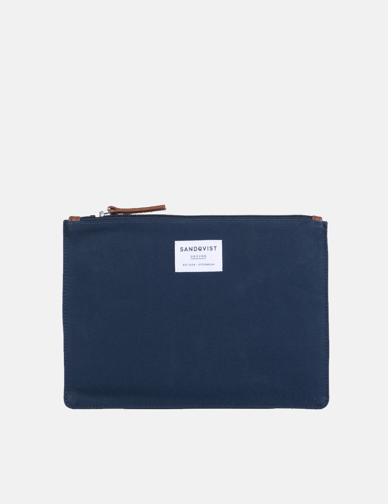 Sandqvist Ture Pouch (Medium) - Blue