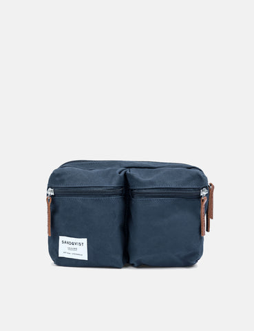 Sandqvist Paul Hip Bag - Blue