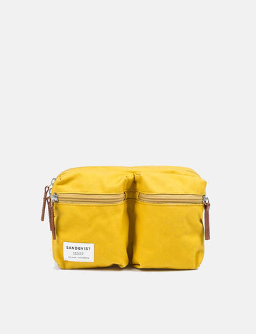 Sandqvist Paul Hip Bag - Yellow