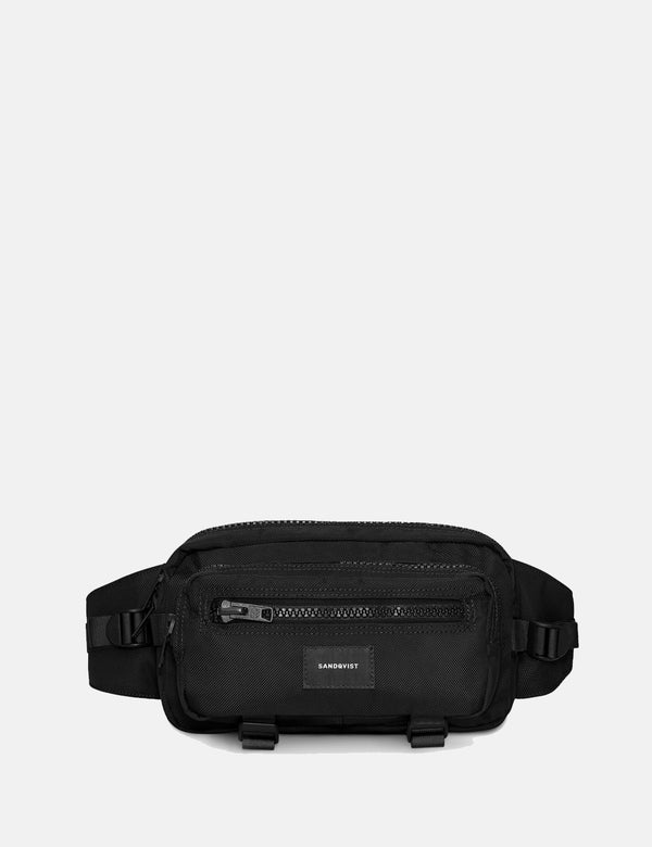 Sandqvist Felix Hip Bag - Black