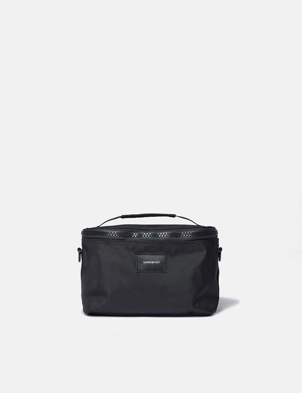 Sandqvist Teo Wash Bag - Black