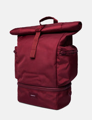 Sandqvist Verner Backpack - Burgandy