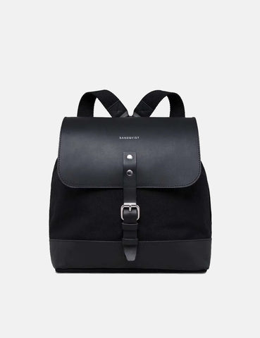 Sandqvist Vilda Backpack - Black