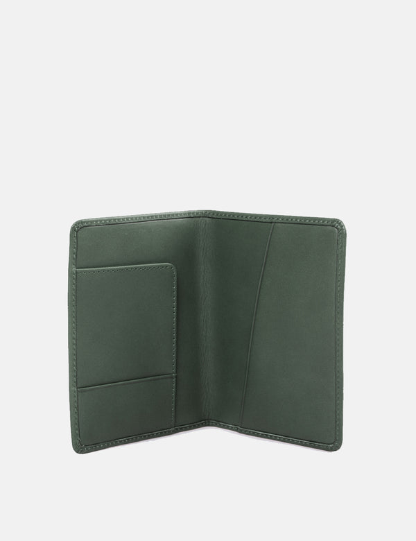 Sandqvist Malte Wallet (Leather) - Green