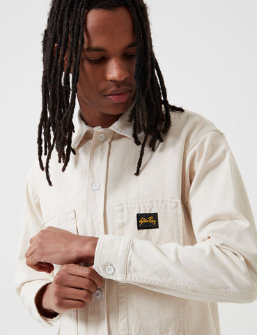 Stan Ray Prison Shirt - Natural