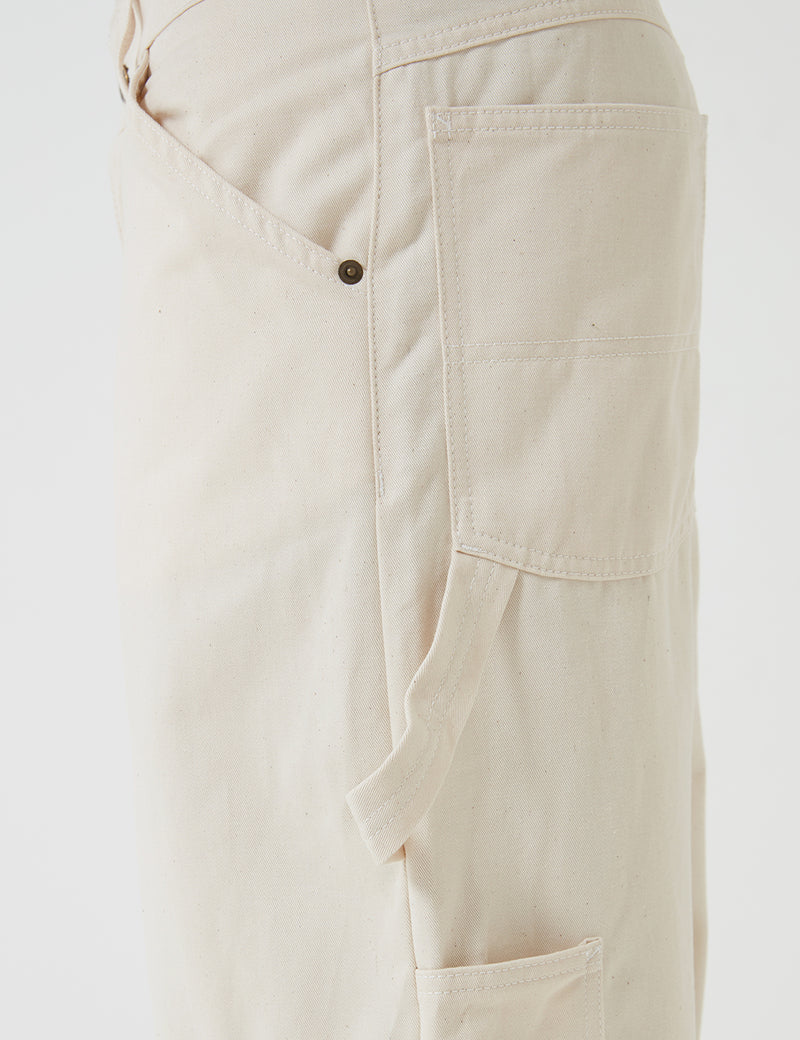 Stan Ray Painter Pant (Wide Leg) - Natural