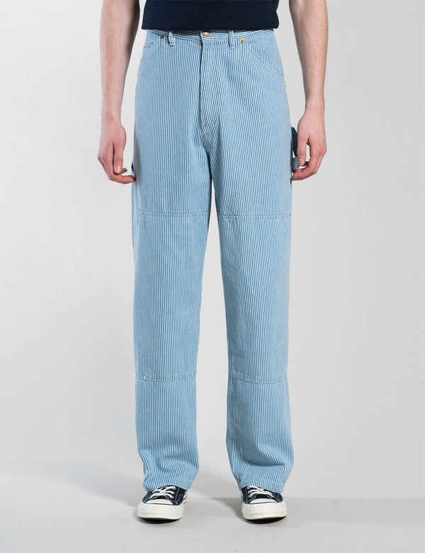 Stan Ray Painter Pant (Wide Leg) - Bleached Hickory