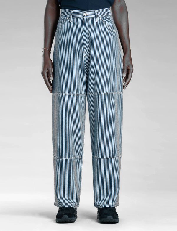 Stan Ray Painter Pant (Wide Leg) - Hickory Stripe