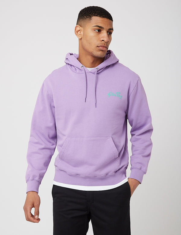Stan Ray Stan OG Hooded Sweatshirt - Lavendar