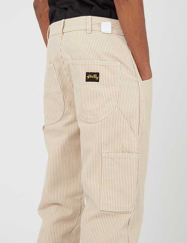 Stan Ray 80's Painter Pant - Khaki Hickory
