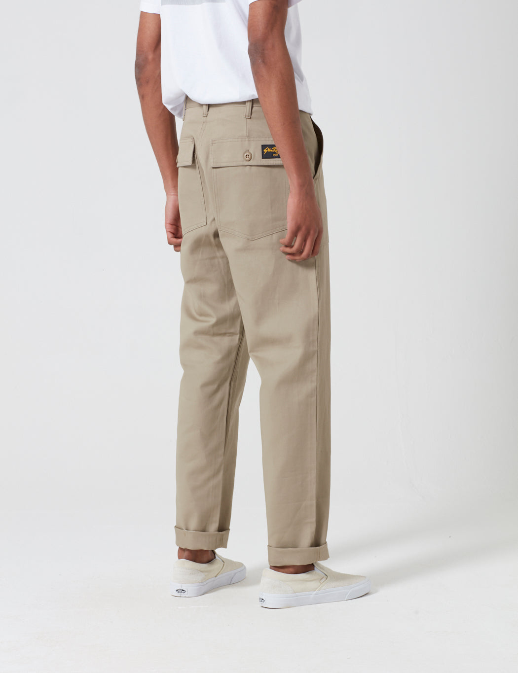 Stan Ray 4 Pocket Fatigue Pant (Loose Taper) - Khaki