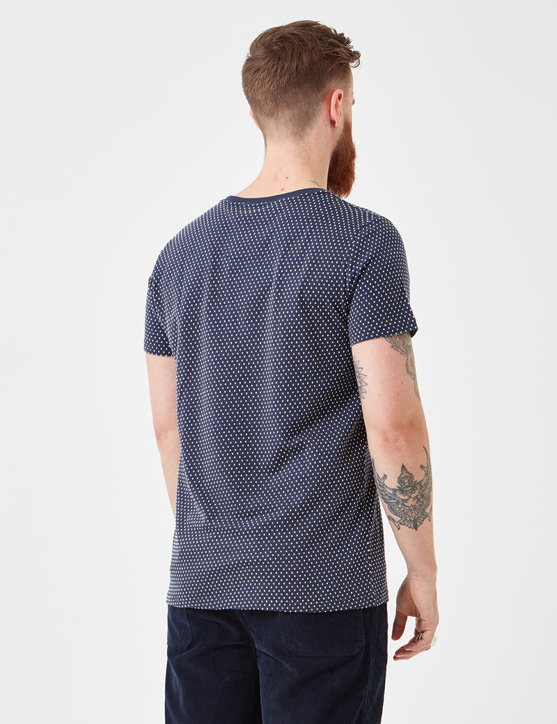 Suit Bayswater T-Shirt - Navy Blue