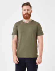 Suit Broadway T-Shirt - Dark Green