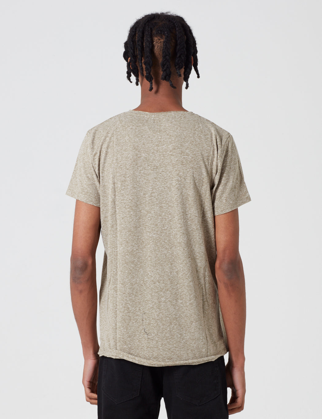Suit Hawk T-Shirt - Dust Green