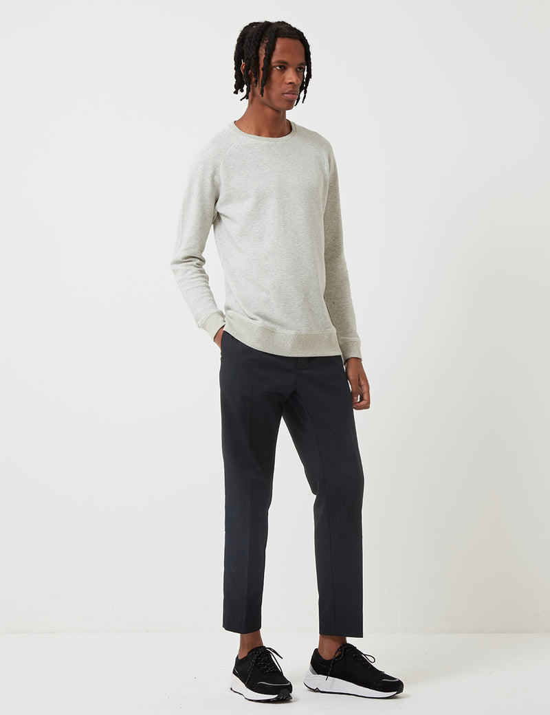 Suit Bruce Sweatshirt - Light Grey Melange
