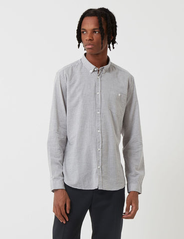 Suit Duke Long Sleeve Shirt - Grey