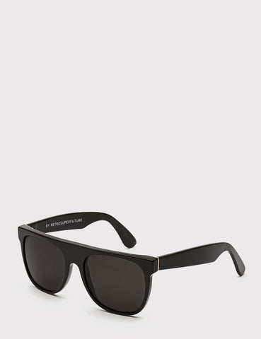 Super Flat Top Sunglasses (Large) - Black