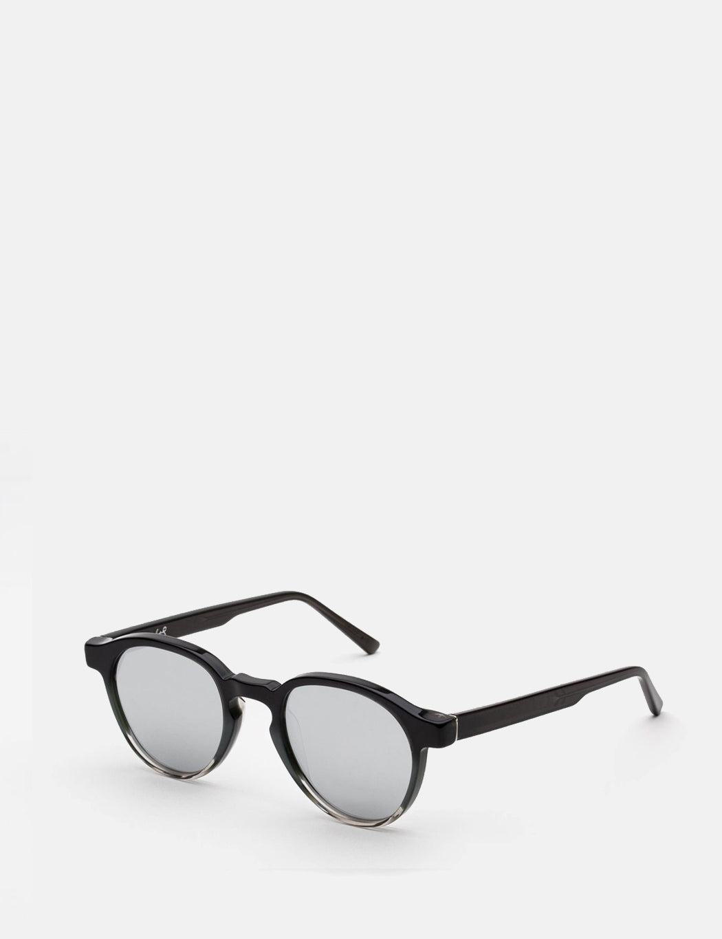 Super Iconic Sunglasses - Monochrome Fade