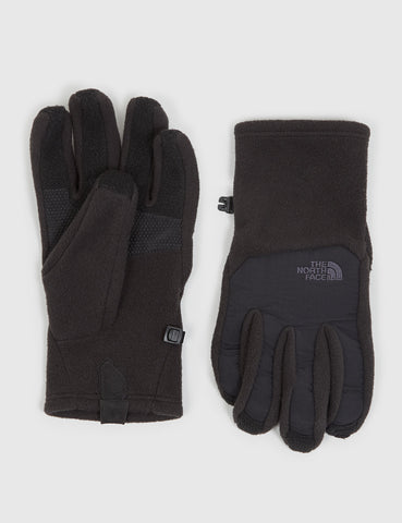 North Face Denali Etip Gloves - Black