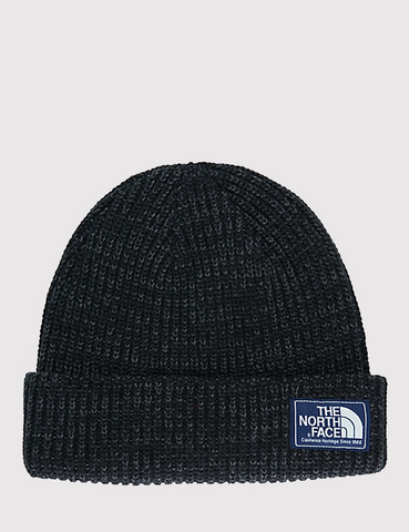 North Face Salty Dog Beanie - Black