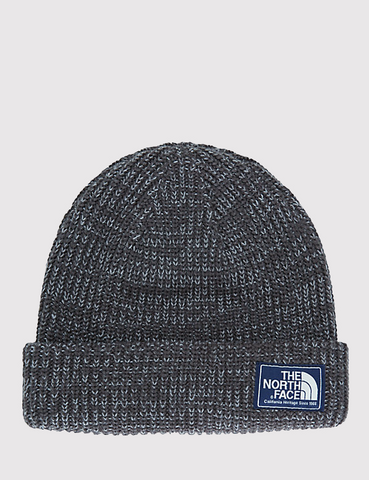 North Face Salty Dog Beanie - Grey