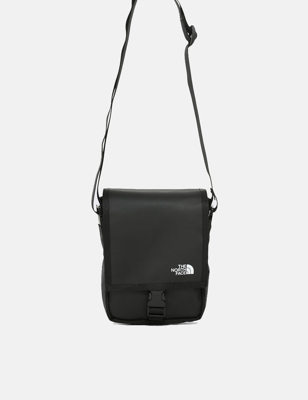 North Face Bardu Shoulder Bag - TNF Black/TNF White
