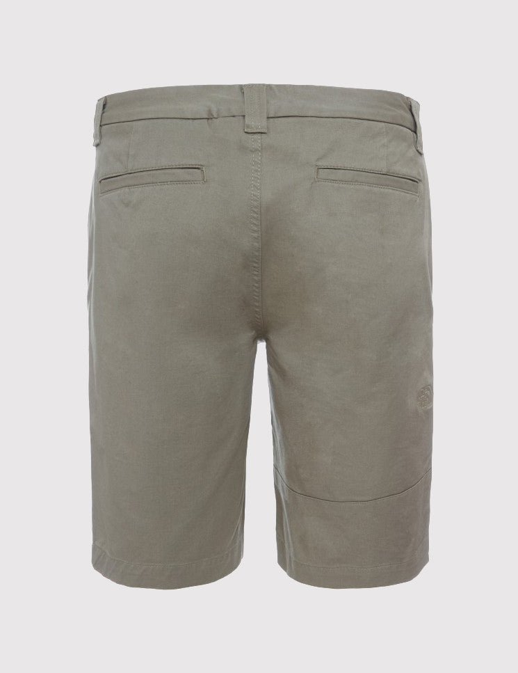 North Face Denali Shorts - Mountain Moss