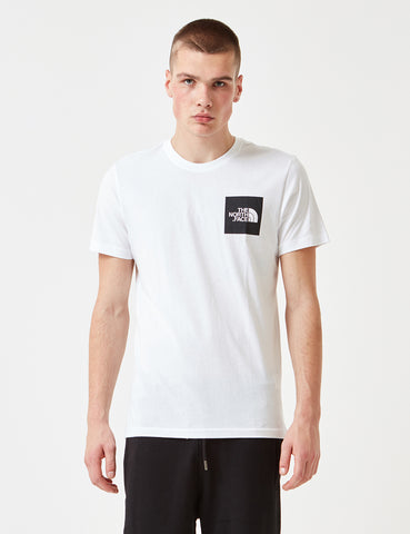 North Face Fine T-Shirt - White