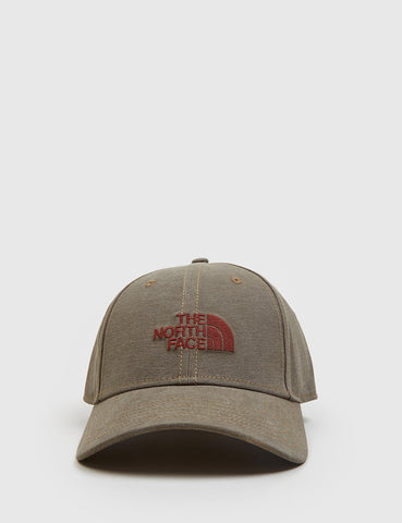 North Face 66 Classic Cap - Falcon Brown